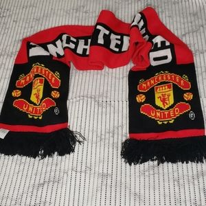 Manchester United Official Merchandise Scarf